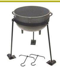 Cast Iron Cookpot