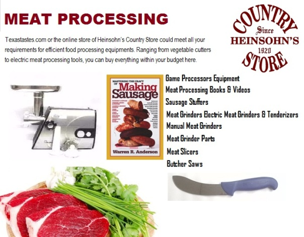 meat-processing-equipment