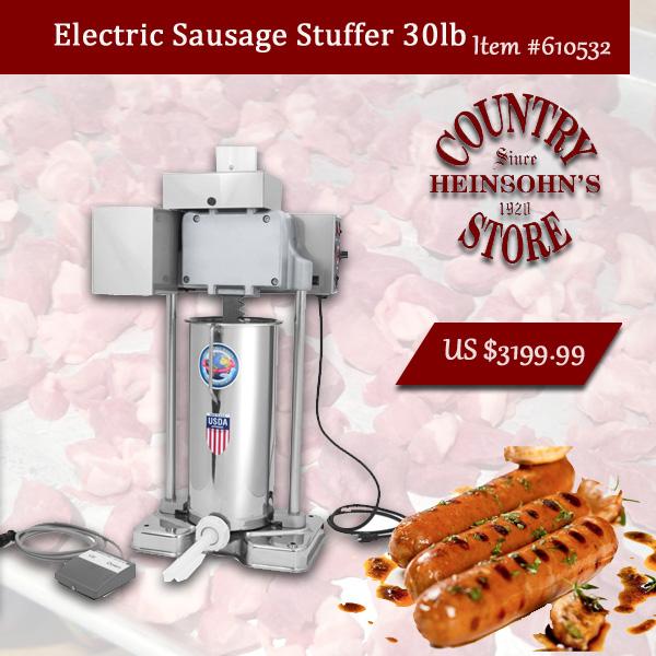Sausage Stuffer