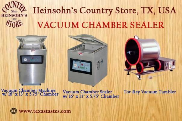 vacuum chamber sealer image
