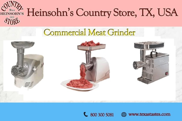 commercial meat grinder image - Copy